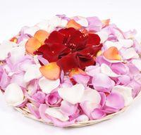 лепестки роз для украшения