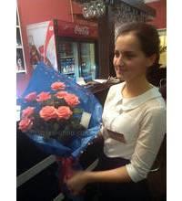 Розы доставлены в г.Рени