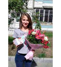Send flowers to Melitopol