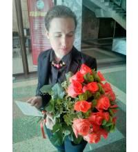 Доставка цветов выполнена в Чернигове