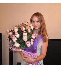 Roses delivery in Slavyansk
