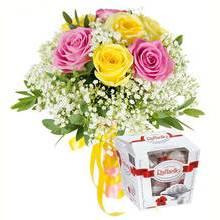 Купить цветы г.донецк подарок в день рождения мужчине 54 лет