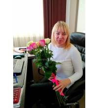Roses with delivery to work