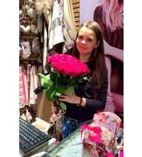 Троянди з доставкою у Львів