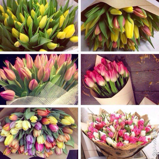 букет роз на День Cвятого Валентина2
