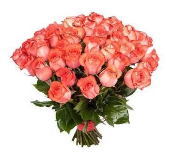 Розы Игуана собранные в букет
