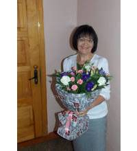 Delivery Cherkasy Mixed bouquet
