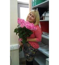 Delivery of roses in Rovno
