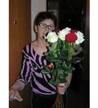 Rose delivered g.Svetlovodsk
