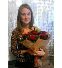 Доставка цветов в Бровары