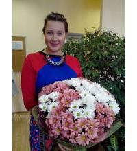 Букет доставлен в Артемовск
