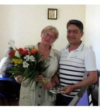 Сборный букет доставлен в Ивано-Франковск