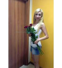 Courier delivery to Sevastopol bouquet of red roses