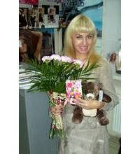 Send flowers to Severodonetsk