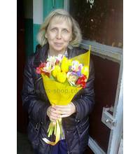 Flowers delivery to Severodonetsk