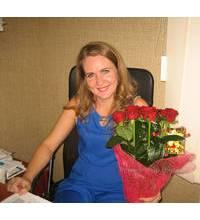 Доставка букета красных роз в Бердичев