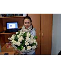 Delivery of roses in Sevastopol