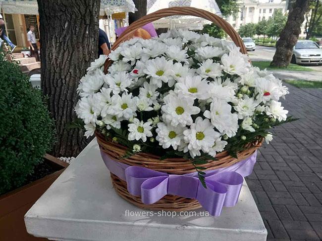 корзины цветов5