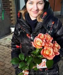 Доставка цветов в Донецк