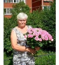 Roses delivery in Mukachevo