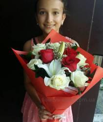 Доставка цветов в Сумы