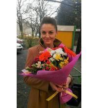 Flowers made in Vinogradov