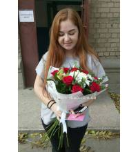 Send flowers to the recipient in Nikolaev