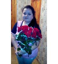 Roses delivery in Kramatorsk