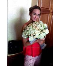 Bouquet of roses with delivery in Vinnitsa