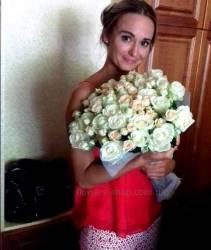 Букет роз с доставкой в Виннице
