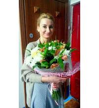 Flower delivery is made in Chortkov