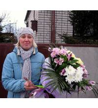 Flowers delivered to Belgorod -Dniester