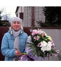 Цветы доставлены в Белгород-Днестровском