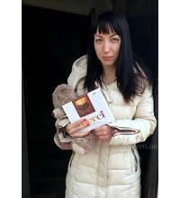 Подарочный набор доставлен в Комсомольск