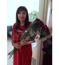 Цветы с конфетами доставлены вы Кузнецовск