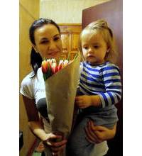 Доставка тюльпанов в Чернигов