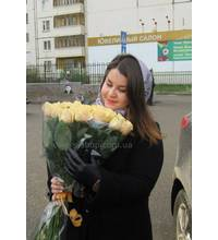 Delivery of roses in Uzhgorod
