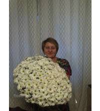 Букет ромашек с доставкой в Приморск