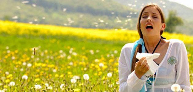 аллергия и цветы