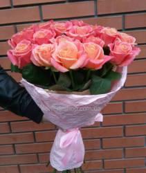 Букет роз доставлен в Хмельницкий
