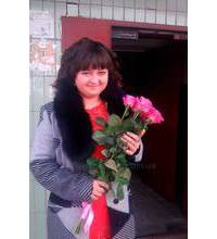 Roses Aqua delivered in Kharkov