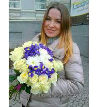 Доставка квітів в Запоріжжі