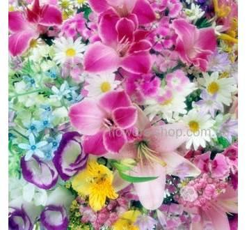 Букет от флориста