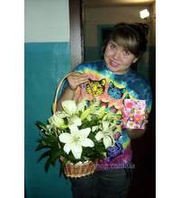 Доставка цветов в Тячев