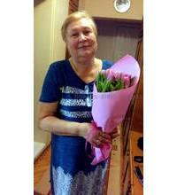 Delivery of tulips in Chernihiv