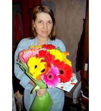 Цветы и конфеты с доставкой в Сарны
