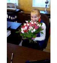Доставка тюльпанов в Симферополь