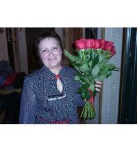 Квіти для одержувачки в Луцьку