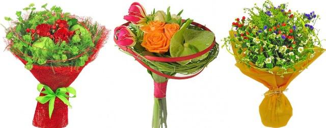 Как упаковать букет цветов своими руками в пленку