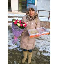 Flowers with delivery to the Dnieper
